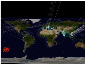 Team Symru 300,000 Hacked Routers