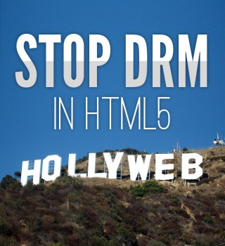 DRM in HTML5 EME CDM