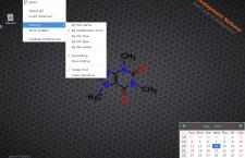 LXQt desktop context menu