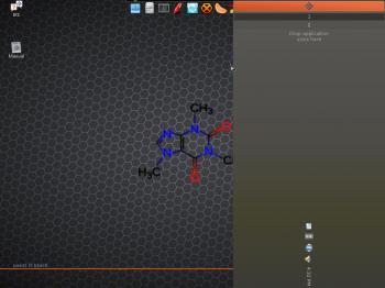 LXQt desktop panel
