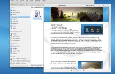 ROSA Desktop Fresh KDE Dolphin KLook