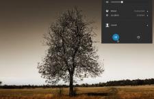 GNOME Desktop GNOME Shell Antergos