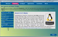 OpenMandriva Lx 2014 om-welcome