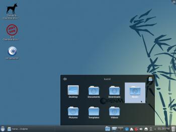 OpenMandriva Lx 2014 StackFolder
