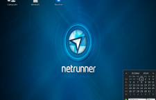 Netrunner Rolling Desktop