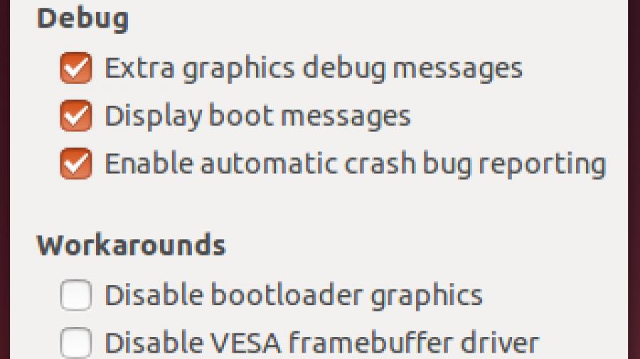 Xdiagnose Ubuntu 14.10