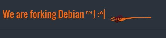 Devuan fork of Debian DevOne