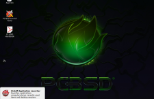 PC-BSD 10.1 wallpapers