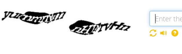 ReCAPTCHA tough to read