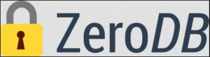 ZeroDB encrypted database