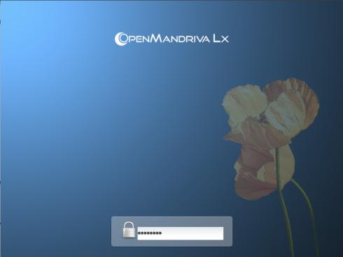 Decrypting OpenMandriva Lx 3