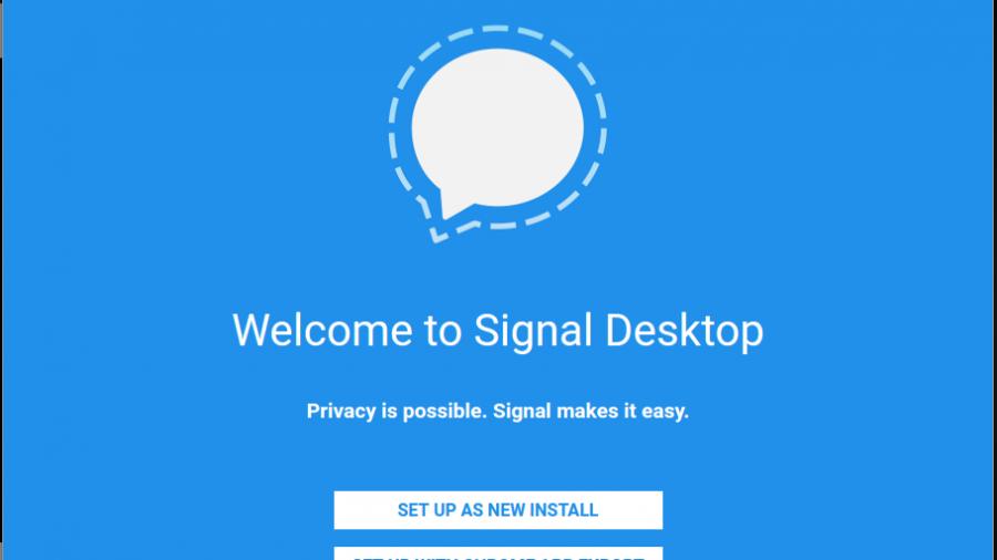Signal Desktop