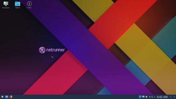 Netrunner desktop